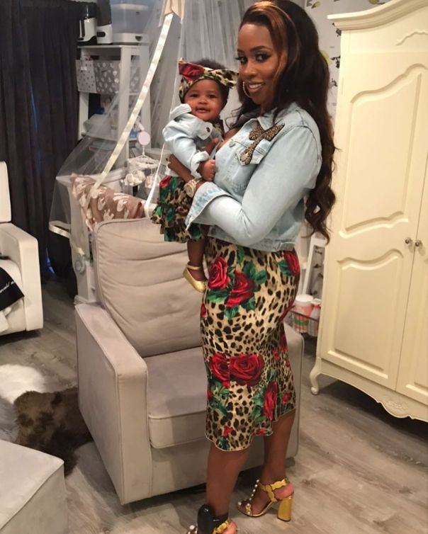 Remy Ma And Daughter MacKenzie Matching Outfits (6)