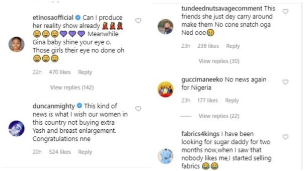 Duncan Mighty Expresses Support For Regina Daniels On Her Marriage (2)