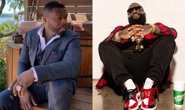 50 Cent Responds To Rick Ross' Value Comments (2)