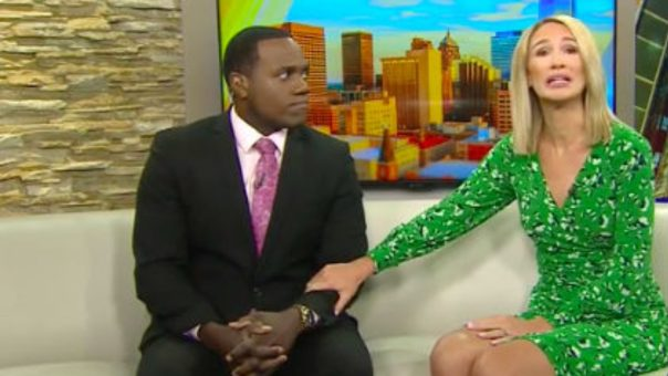 Black News Anchor Compared To Gorilla By White Colleague (2)