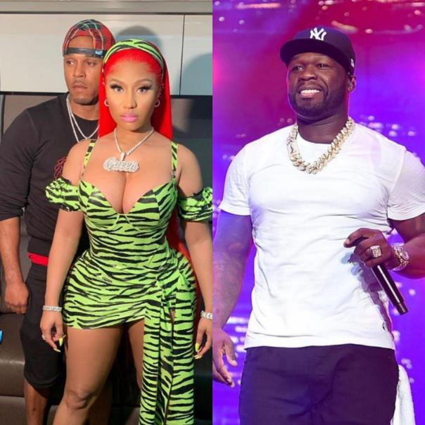 50 Cent Reacted To Nicki Minaj Retirement Announcement