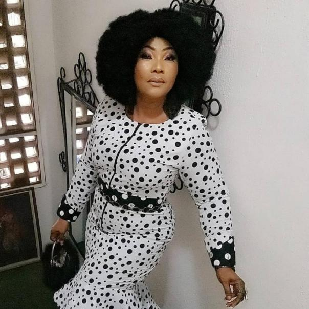 Eucharia Anunobi Says Nothing Happens Overnight But Overtime