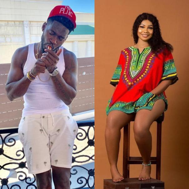 Teebillz Wants Tacha The Biggest Brand Out Of Africa