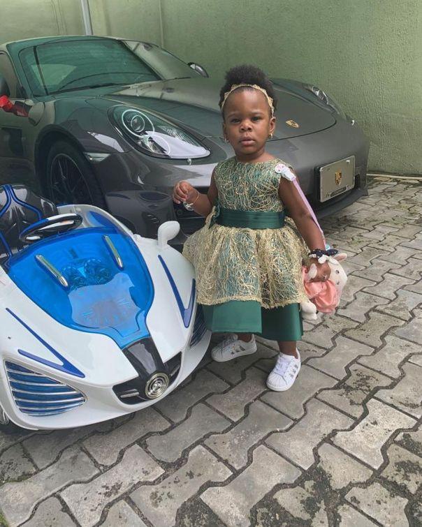 Patoranking Daughter Nickelodeon NickFest Nigeria 2019