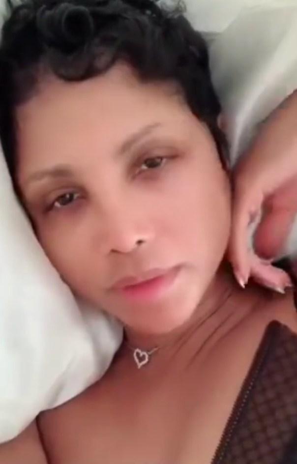 Toni Braxton Bleaching Her Skin