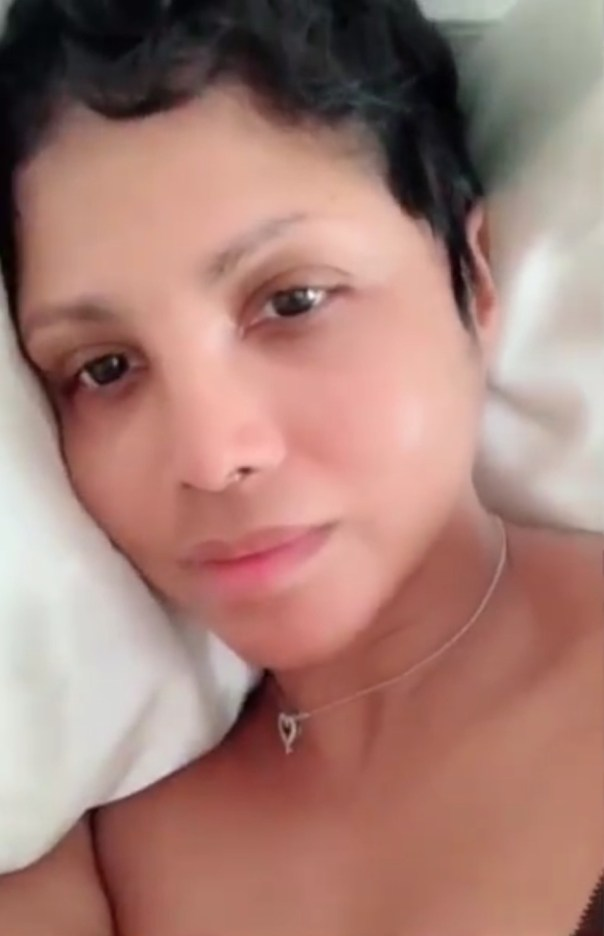 Toni Braxton Bleaching Her Skin (2)