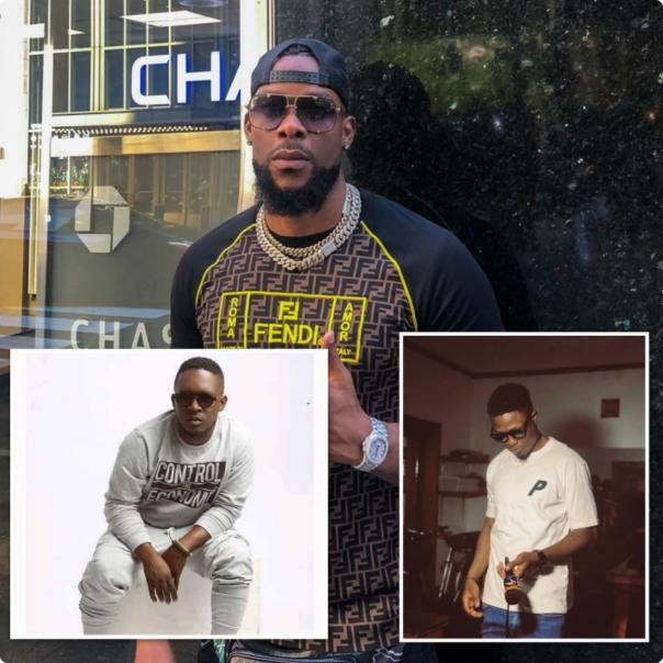 Willie XO N20M Face Off Rap Battle Between Vector And M.I Abaga