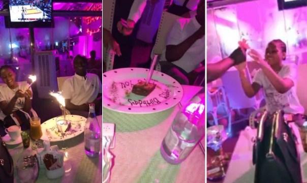 Regina Daniels Celebrates Her Birthday In Style (3)