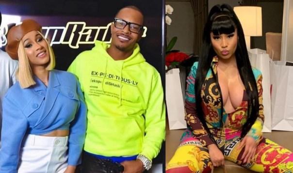 T.I. Thinks Nicki Minaj And Cardi B Should Be Celebrated (2)