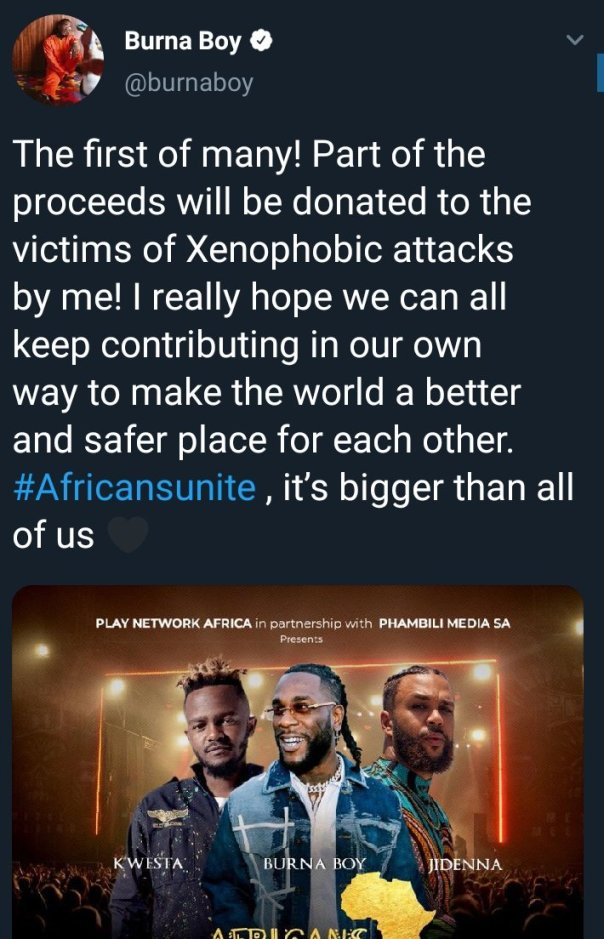 AKA Willing To End Burna Boy Division (2)