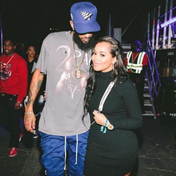 Humbled Lauren London Celebrates Nipsey Hussle Greatness