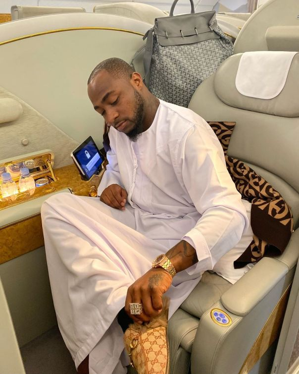 Davido Hasn't Slept In 3 Days (2)
