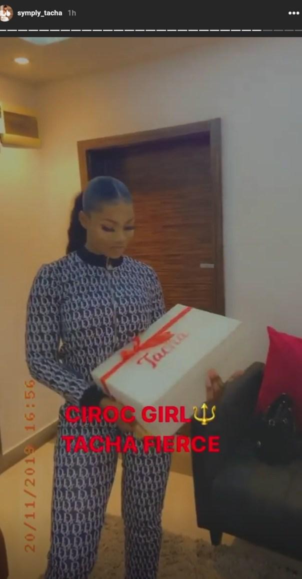 Tacha Flaunts Her Partnership Deal With Ciroc (3)