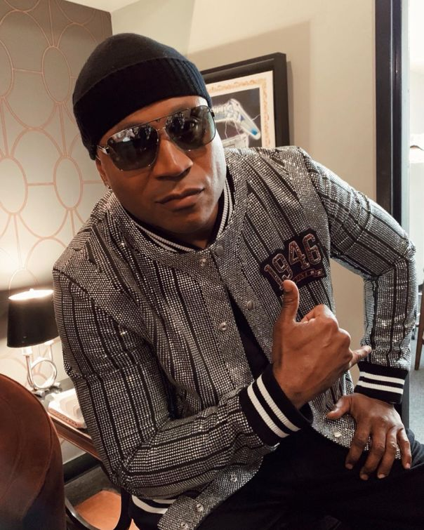 First Music Video LL Cool J Danced In Jingling Baby (2)