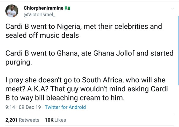 AKA Reminds Nigerians They Had The World Cup (2)