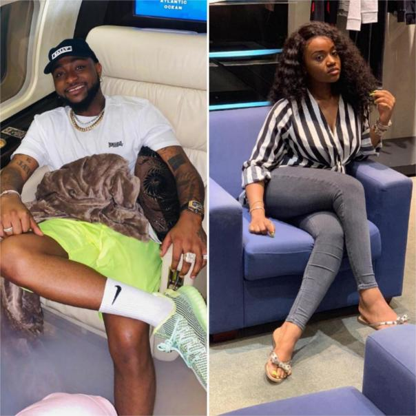 Davido Back With Chioma Settled Quarrel
