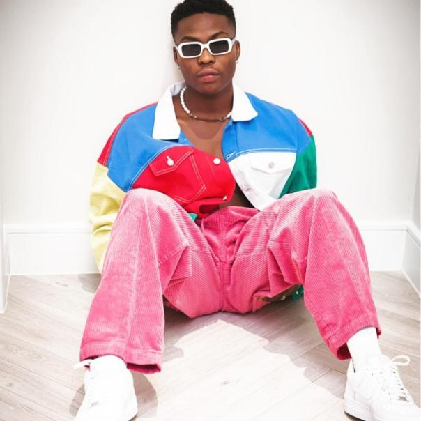 Reekado Banks Cries Out After Being Stuck In Gabon