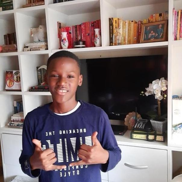 2Baba And Sunmbo Adeoye Son Zion 12th Birthday