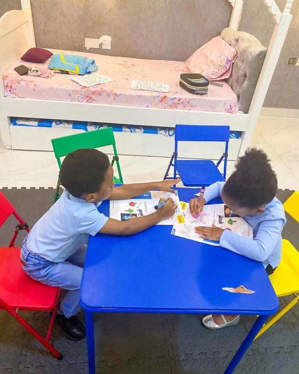 Anita Okoye Kids Home Learning
