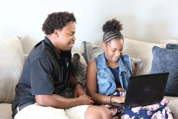 12-Year-Old Girl Creates A Unique App For Children With Incarcerated Parents