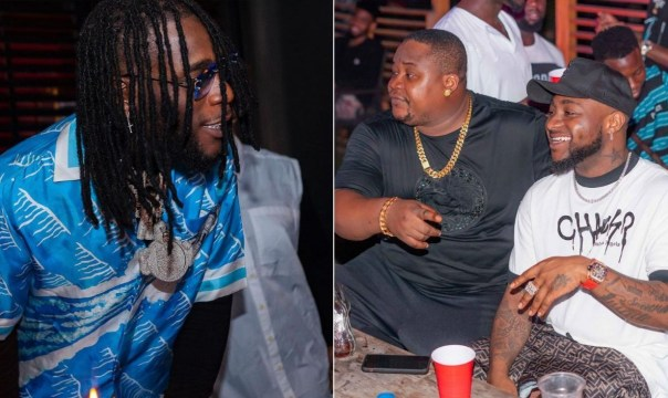 Cubana Chief Priest Replies Burna Boy After Davido Shade (2)