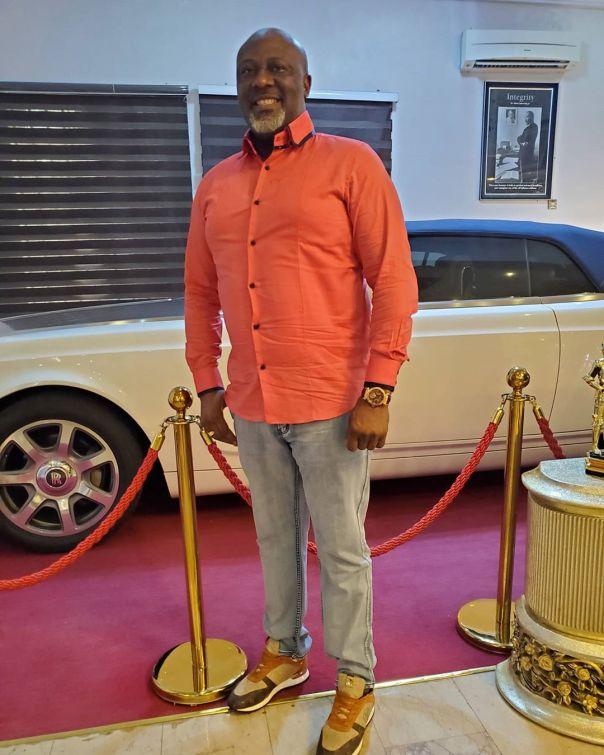 Oga Free Your Tummy Abeg Observer Tells Dino Melaye (2)