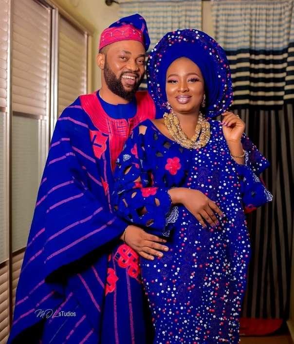 Adebimpe Oyebade And Damola Olatunji Wedding Introduction (2)