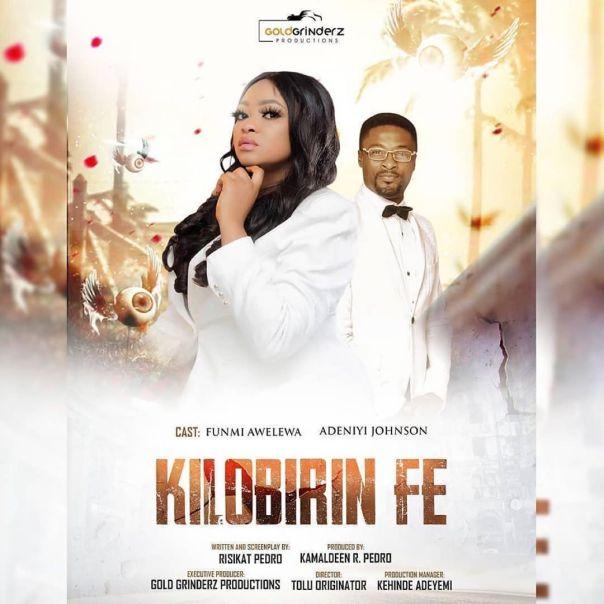 Kini Obinrin fe Latest Yoruba Movie