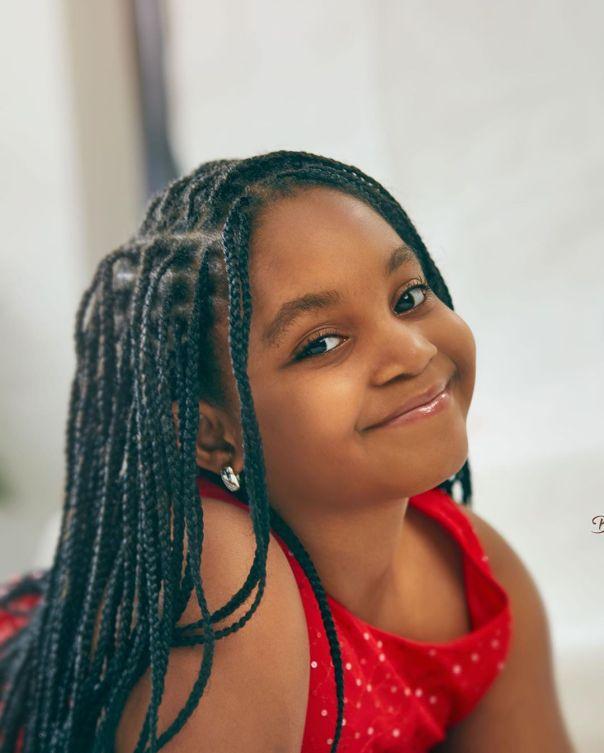 Timi Dakolo Busola Wish Daughter Happy Birthday (3)
