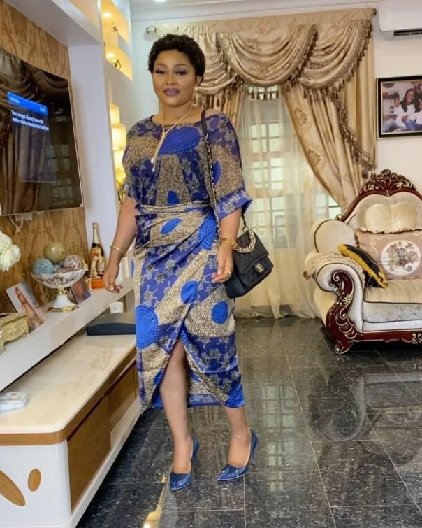 Mercy Aigbe Iro And Buba (2)