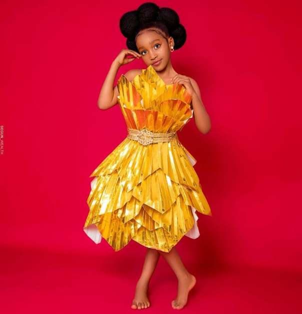 Bimbo Afolayan Daughter Aliyah 7th Birthday (2)