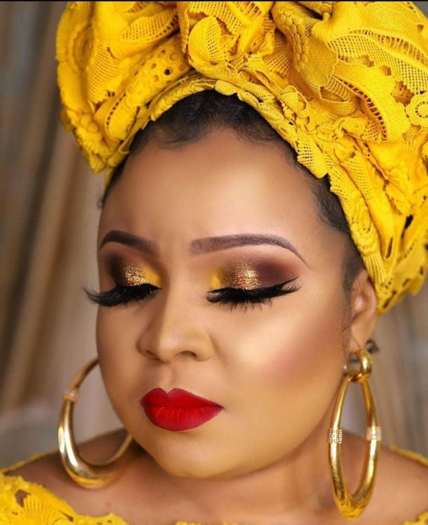 Bimbo Afolayan You Look Mature And Beautiful Dayo Amusa (3)
