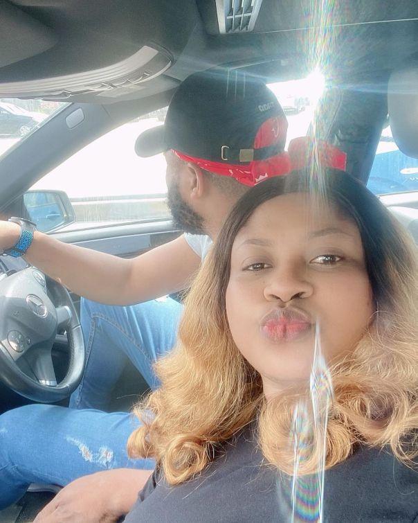Joke Jigan With Husband BabaJeg