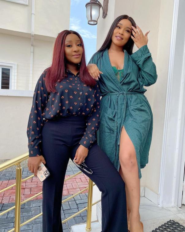 Ini Edo And Onyii Alex Moving On Nollywood Movie (2)