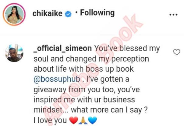 Chika Ike Blessed My Soul Perception About Life (2)