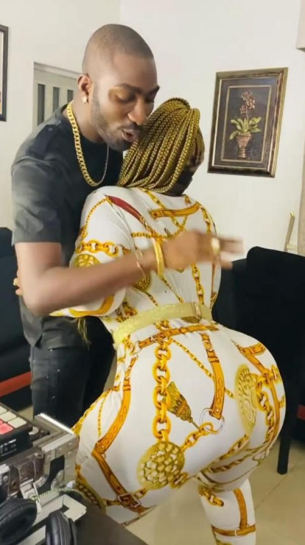 Anita Joseph Throwback Dance Video With Husband