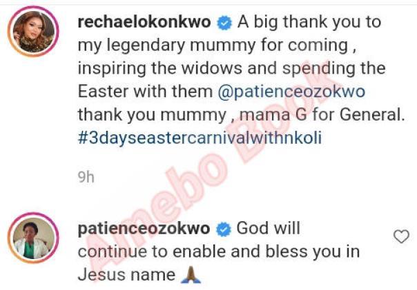 Rachael Okonkwo 3 Days Easter Carnival With Nkoli (2)