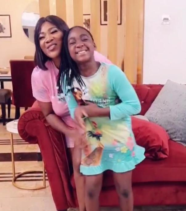 Mercy Johnson Daughter Purity The Ghost And The Tout Too (3)