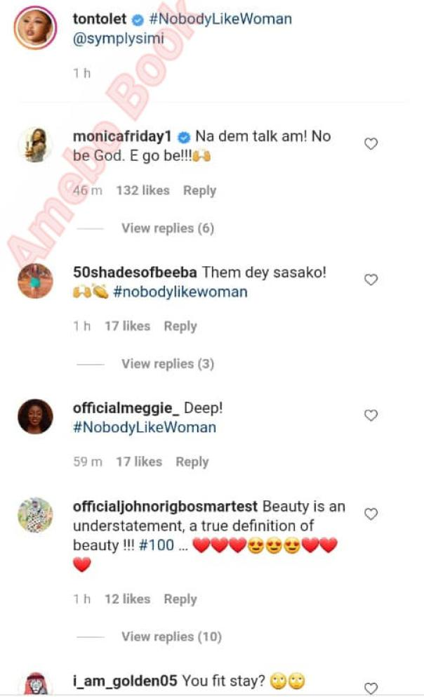 This One She No Fit Stay Man House Tonto Dikeh (3)