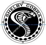 Shelby Cobra dxf