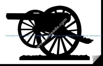 Parrott Cannon