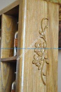 Floral Pattern stl