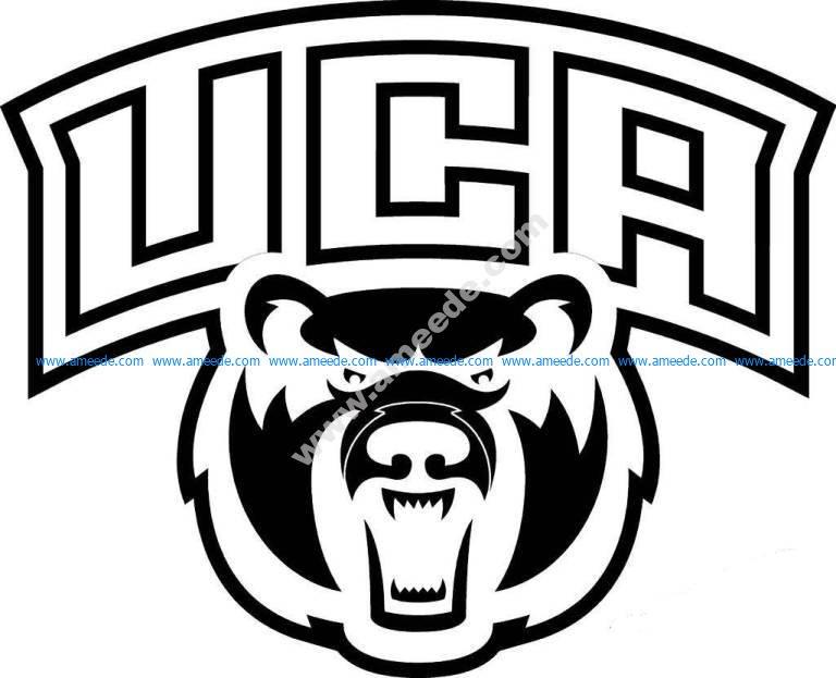 bear UCA .dxf