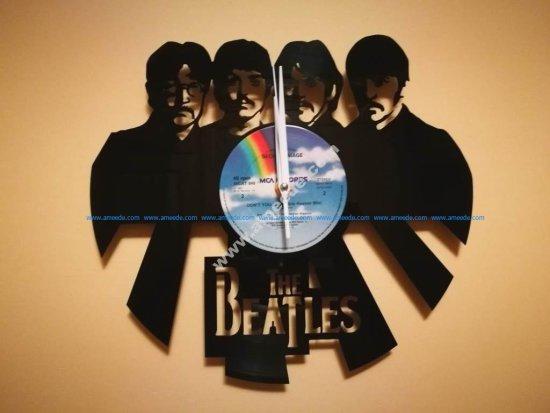 Orologio Vinile LP Beatles clock