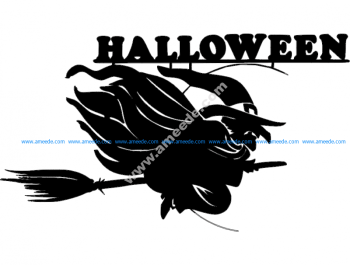 800px-halloween-witch Svg