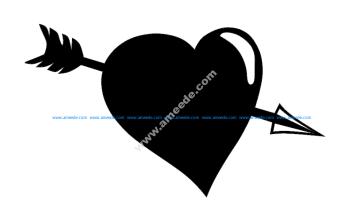 Arrow Heart