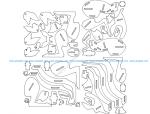 Kanguro 3D Puzzle