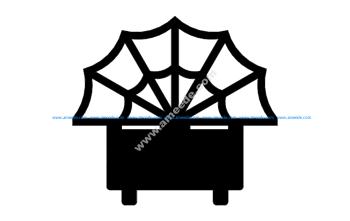 Web Card Holder