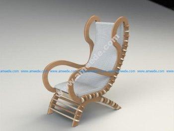 Chair 3 Fixed Clean Filat