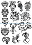 Animals Vector Art Set
